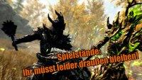 Skyrim Special Edition: Kein Spielstand-Import von den Konsolen