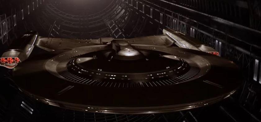Star Trek neues Schiff