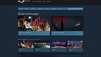 Steam: Neue Shop-Seite listet alle Neuerscheinungen übersichtlich auf