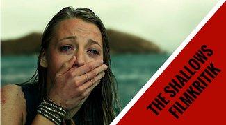 The Shallows-Filmkritik: Endlich mal wieder harter Hai-Horror?