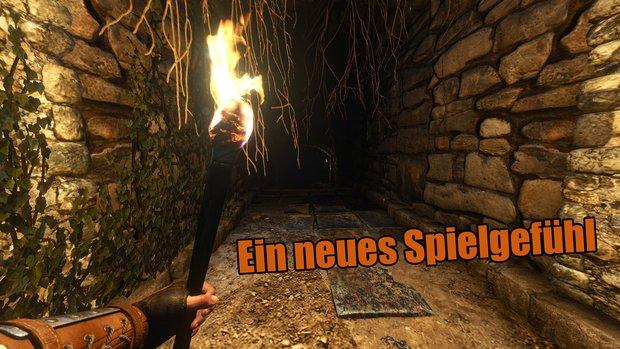 The Witcher 3 Wild Hunt: First Person-Mod hebt das Spiel auf eine neue Ebene