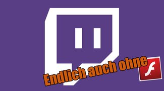 Twitch: Das Ende des Flash-Players ist nahe – Umstellung ab heute