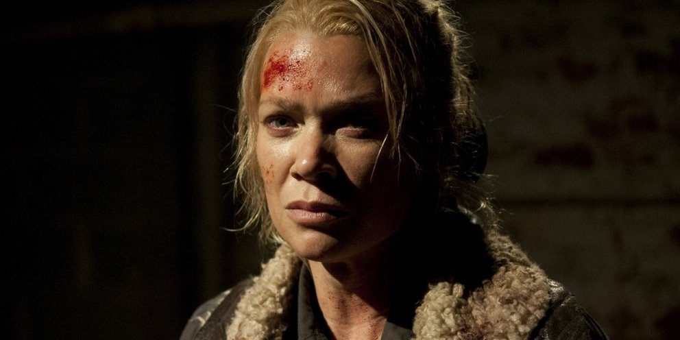 Andrea aus The Walking Dead