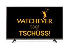 Tschüss, Watchever:...