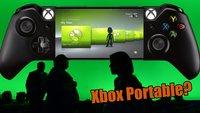 Xbox: Microsoft wollte seinerzeit auch ein Handheld produzieren
