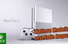 Xbox One S: Microsoft gibt...