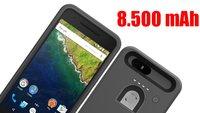 8.500 mAh: Dieses Case macht das Nexus 6P zum Akku-Monster