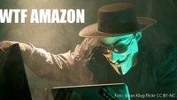 Hacker stiehlt 80.000 Amazon-Accounts - und verlangt nur 700 US-Dollar