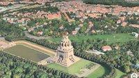 Apple-Karten: Weitere deutsche Stadt in Flyover-Ansicht verfügbar
