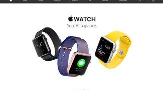 Klage gegen Apple wegen Produkt-Darstellung auf Start-Website