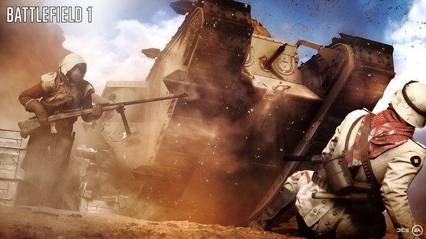 Battlefield 1: Die Spielmodi im Detail - So funktionieren die unterschiedlichen Schlachten