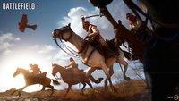 Battlefield 1: Kampagne erzählt fünf unterschiedliche Geschichten