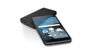 """DTEK50: BlackBerry stellt das """"weltweit sicherste Android-Smartphone"""" vor"""