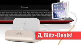 Blitzangebote: iPad-Schwanenhals-Halterung, Lenovo Tablet und Touch-Notebook, Belkin iPhone-Dock, Wacom Intuos u.v.m.