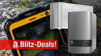 Blitzangebote: AirPlay-Lautsprecher, 12 TB Desktop RAID, Outdoor-Tablet u.v.m. heute zum Bestpreis