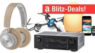 Blitz- und Tagesangebote: Philips Hue, B&O-Kopfhörer, 7.1 AirPlay-Receiver und Drohne heute günstiger