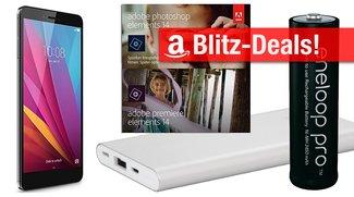 Amazon Prime Day: Blitzangebote am Nachmittag/Abend mit Powerbanks, Photoshop El und mehr
