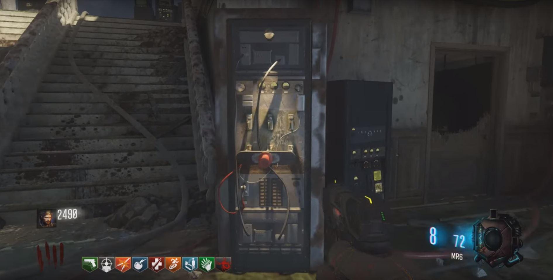 Call Of Duty Black Ops 3 Auf Gorod Krovi Strom Einschalten Giga