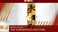 Das Sommerhaus der Stars im Live-Stream & TV Folge 3 ab 20:15 Uhr auf RTL