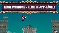 Dashy Knight: Völlig kostenloses Retro-Game mit Suchtfaktor