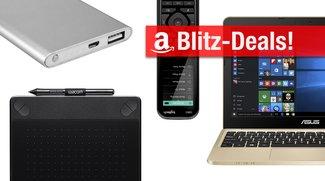 Blitzangebote: Wacom-Tablet, günstiges Asus-Notebook, Logitech-Universalfernbedienung u.v.m. heute günstiger