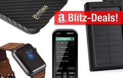 Blitzangebote:<b> Apple-Watch-Armband, Solarakku, iPad-Pro-Case u.v.m. heute günstiger</b></b>
