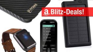 Blitzangebote: Apple-Watch-Armband, Solarakku, iPad-Pro-Case u.v.m. heute günstiger
