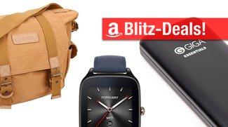Blitzangebote: Externe Akkus, Zenwatch, Kameratasche u.v.m. heute günstiger