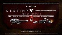 Destiny - Das Erwachen der Eisernen Lords: Vorbesteller-Boni im Überblick