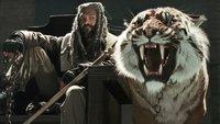 The Walking Dead: Das müsst ihr über King Ezekiel & Shiva wissen!