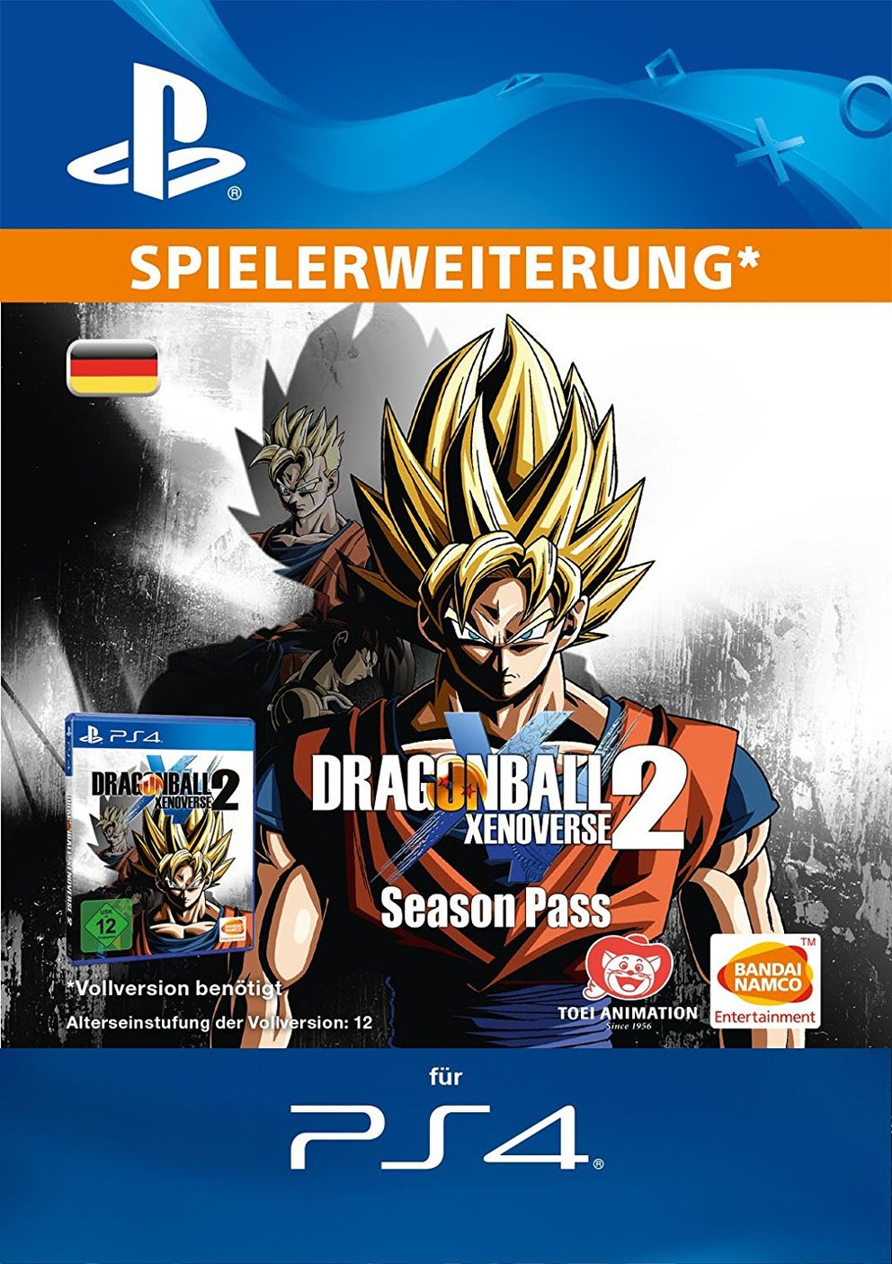 dragon ball xenoverse 2 editionen season pass und vorbestellerboni giga. Black Bedroom Furniture Sets. Home Design Ideas