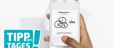 """Tipp: """"Scannen"""" mit Dropbox auf iPhone und iPad"""
