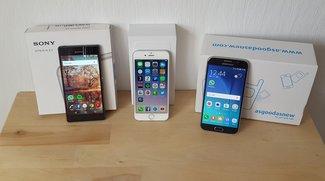 Gebrauchte Smartphones kaufen: das ebay B-Ware Center im Test