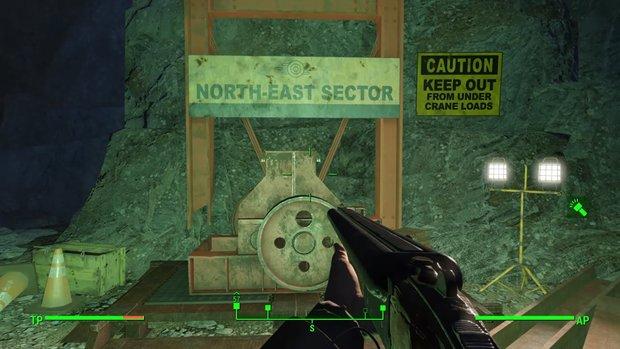 Fallout 4 - Vault-Tec Workshop: Steuertafel-Fundorte zum Freischalten aller Sektoren im Video
