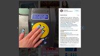 Betthupferl: Mit NFC-Fingernägeln bezahlen