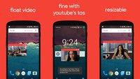Flytube: Mit dieser App kannst du YouTube-Videos im Fenstermodus anschauen
