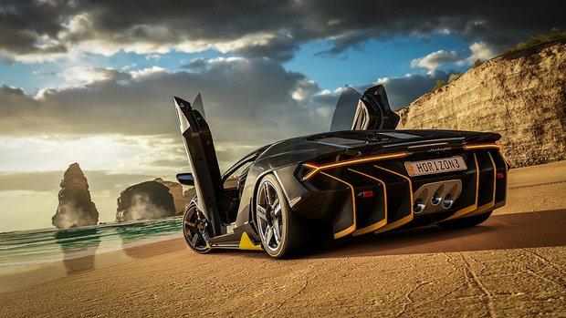 Forza Horizon 3: Bilderstrecke und Autoliste mit allen Fahrzeugen