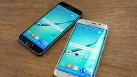 Sonntags-Kracher: Samsung Galaxy S6 für 349 Euro, Galaxy S6 edge für 399 Euro
