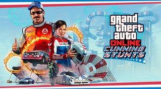 GTA Online - Cunning Stunts: Stuntrennen erstellen und starten