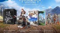 Horizon - Zero Dawn: Editionen und Vorbestellerbonus