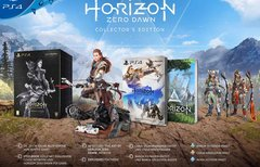 Horizon - Zero Dawn: Editionen...
