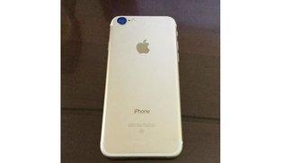 iPhone 7: Basismodell mit 32 GB, Bild zeigt erneut geänderte Antennenlinien