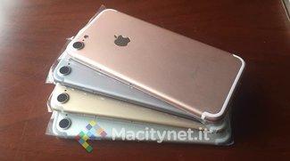 Neue Bilder zeigen iPhone 7 in altbekannten Farben [mit Video]