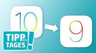 iOS 10 Beta entfernen: So gelingt das Downgrade zu iOS 9.3