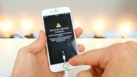 Jüngste iOS-10-Beta warnt vor Feuchtigkeit im Lightning-Anschluss