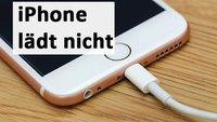 iPhone lädt nicht mehr - so geht's wieder