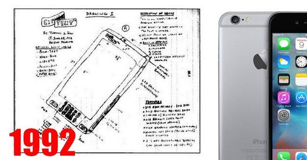 """""""Wahrer"""" Erfinder des iPhones verklagt Apple auf 10 Milliarden USD"""