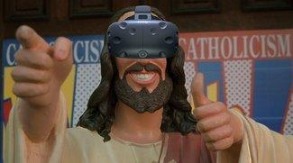 Jesus VR: Mit diesem Film erlebt ihr die Geschichte von Jesus Christus hautnah