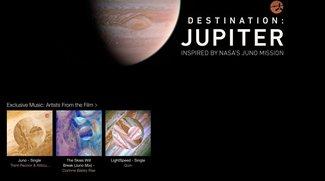"""Apple und NASA erstellen Dokumentar-Kurzfilm zur Jupiter-Mission """"Juno"""""""