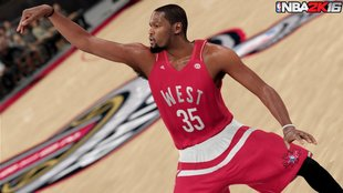 NBA 2K16: So erstellt ihr euren All-Star Small Forward